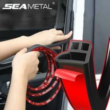 Резиновые уплотнительные прокладки для автомобильной двери, уплотнитель l-типа, уплотнительные прокладки для края багажника, уплотнительные клейкие наклейки, звукоизоляция, уплотнительная прокладка