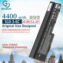 Golooloo 4400 мАч аккумулятор для lenovo IdeaPad S100 S10-3 S205 S110 U160 S100c S205s U165 L09C3Z14 L09S6Y14 L09M6Y14 6 ячеек