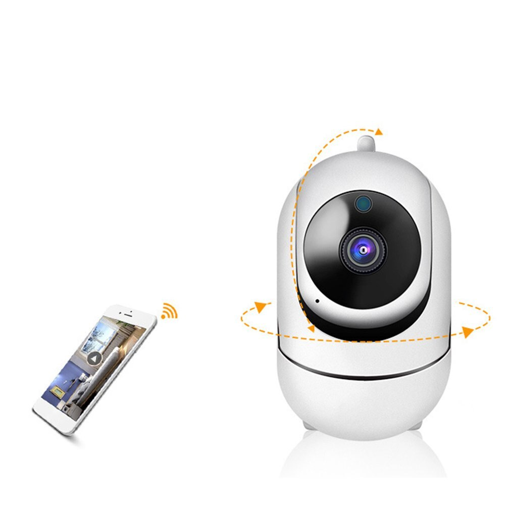 Home Security IP Camera Intelligent High-Definition Wireless Camera Home Indoor Wifi Remote Surveillance Camera Home Monitor 6