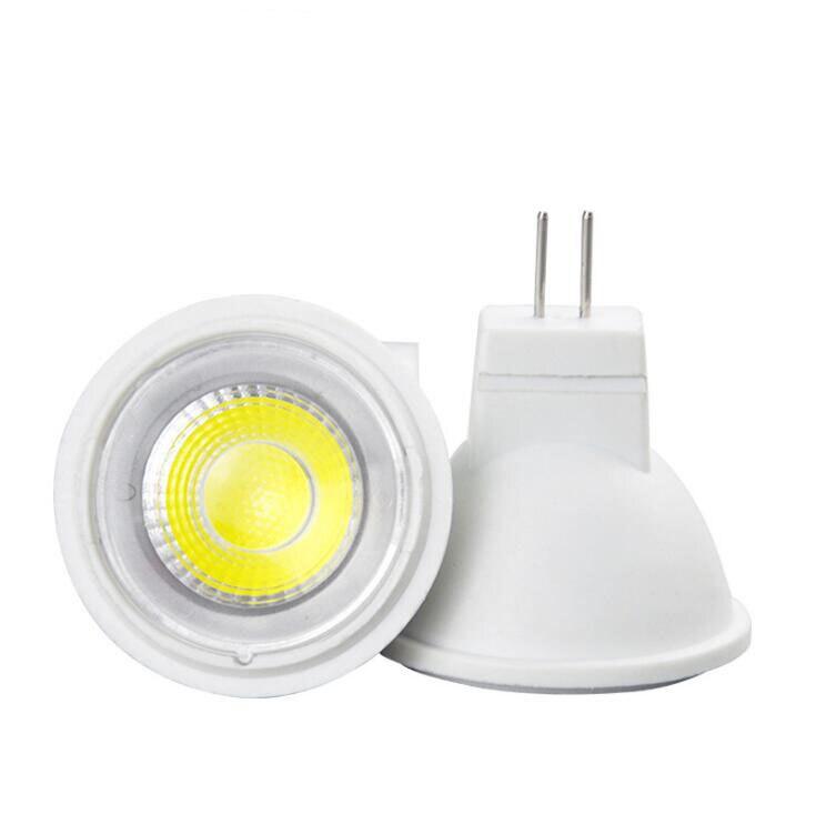 Светодиодная лампа YOU MR11 COB 5 Вт 6 Вт AC/DC12V Bombillas COB Светодиодная лампа Точечный светильник лампа Теплый/натуральный/холодный белый точечный св...