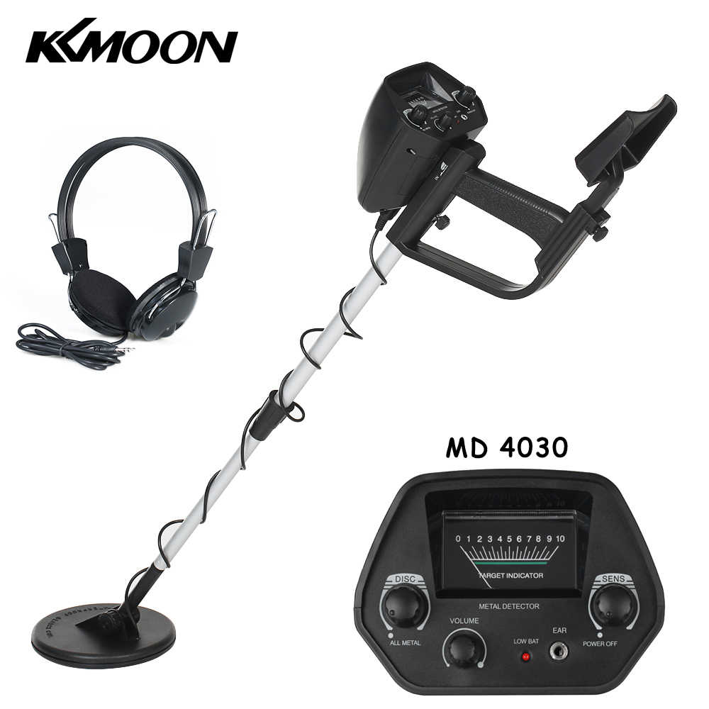 Kkmoon MD4030 Metaaldetector Ondergrondse Professionele Goud Zilver Treasure Hunter Tracker Seeker Metaaldetector Stud Finder