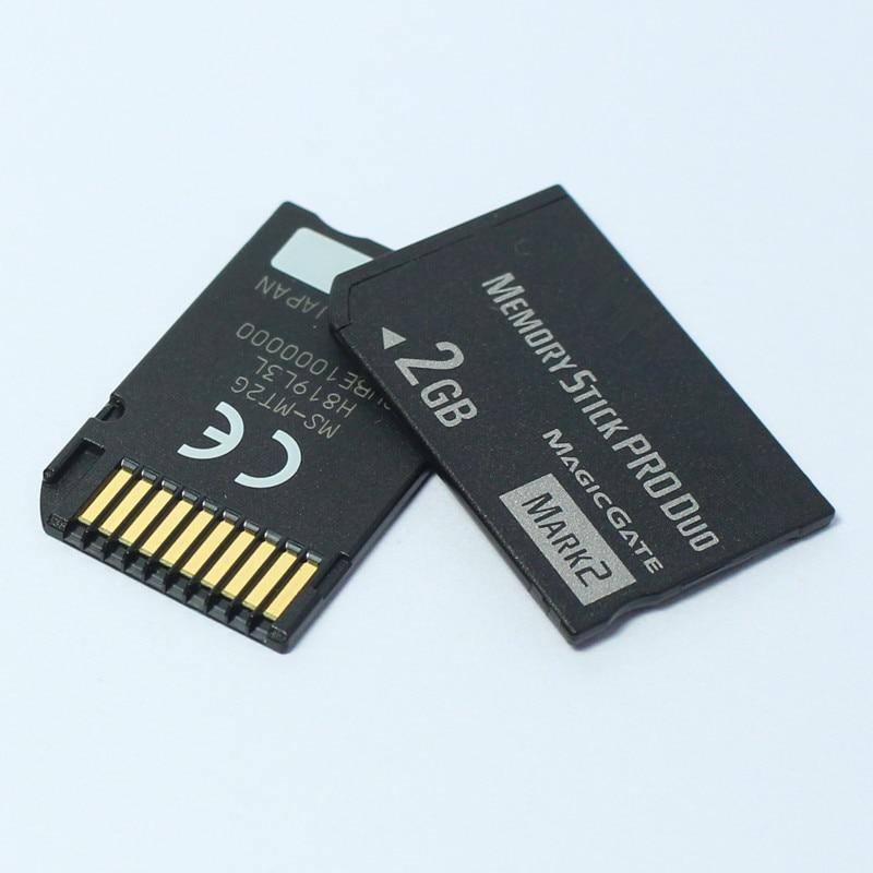Купить с кэшбэком Original!!! 1GB 2GB Memory Stick Pro Duo Memory Cards for PSP