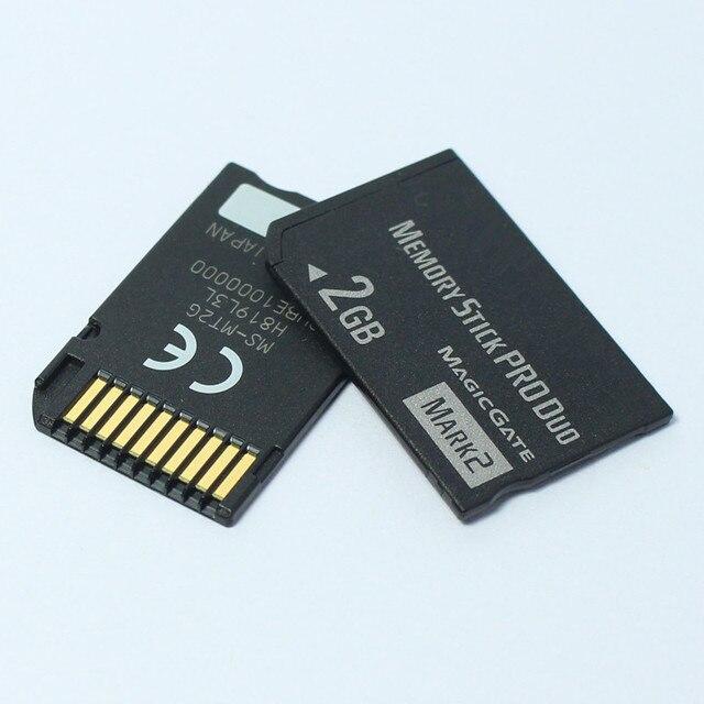 أصلي!!! بطاقات ذاكرة من نوع Pro Duo بسعة 1 جيجابايت و2 جيجابايت لأجهزة PSP