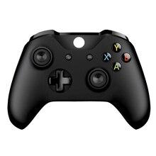 Беспроводной Bluetooth контроллер для Xbox one, тонкая консоль для Windows, ПК, черный/белый джойстик