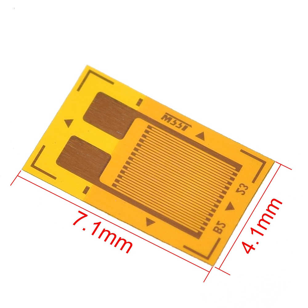 10pcs//lot ree shipping BF350-3AA BF350 Precision resistive strain gauge//strain gauge//for the pressure sensor//load cell