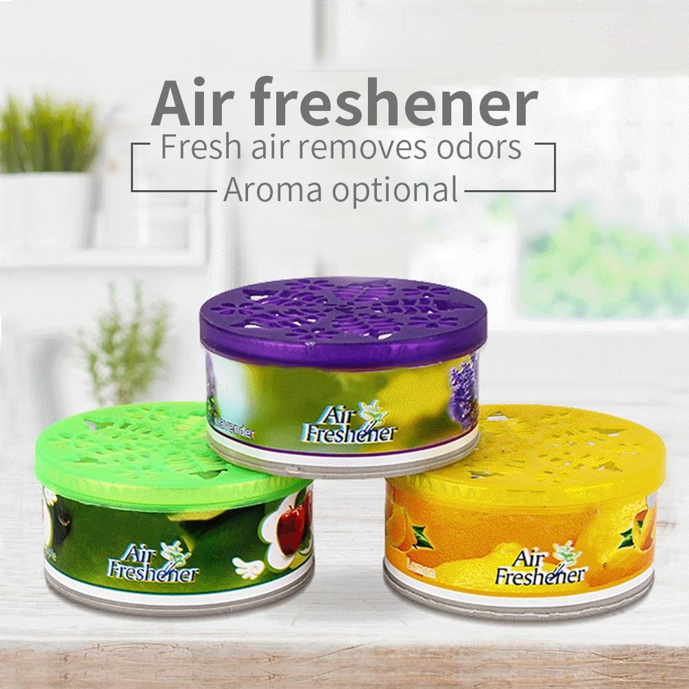 Air Freshener Deodorant Solid Perfume Fragrance Diffuser Deodorant Vanilla Fragrance Indoor Car Accessories