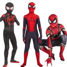 Costume Jumpsuit Spandex Boys for Kid Raimi/amazing