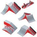 Мини-парк для катания на коньках для TechDeck, фингерборд, скейтборд, пандусы, фингерборд, Ultimate Park, тренировочная доска, игрушки для детей