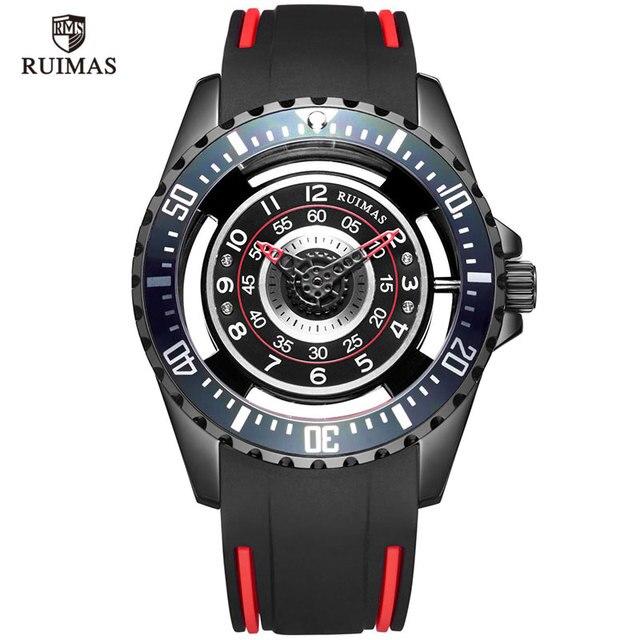Ruimas Watches Unique Sports BK-1
