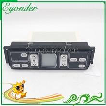 Ac Airconditioning Controle Controller Panel Voor Komatsu Graafmachine PC200 7 PC220 7 PC300 7 PC360 7 PC 7 146570 2510 237040 0021