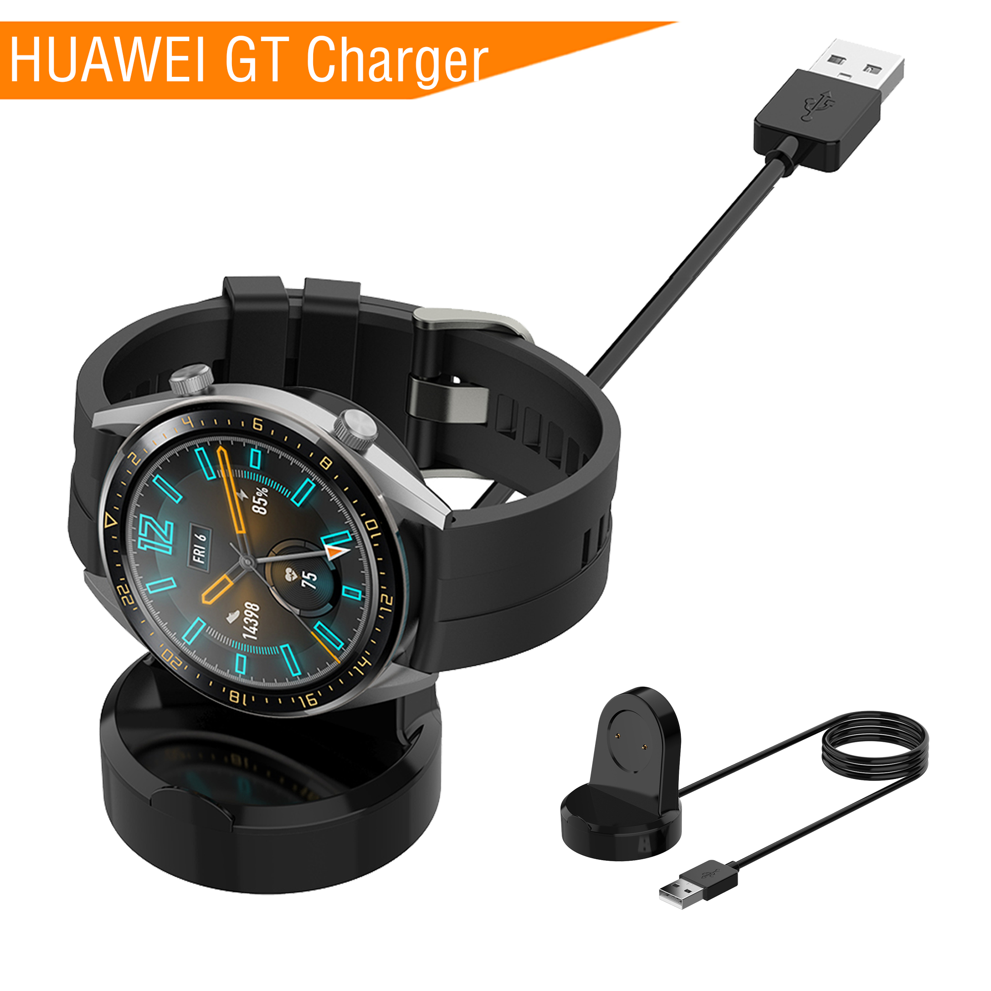 2019 USB Chargers for Huawei GT Smart Watch Wristband Bracelet Charging Cable Band Accessories