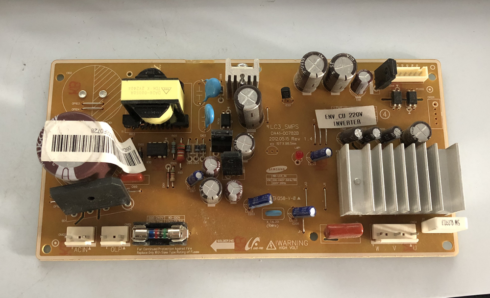 For Refrigerator Module Board DA41-00782B DA41-00782C DA41-00782B=DA41-00782C Inverter Board Driver Board Frequency Control Pane