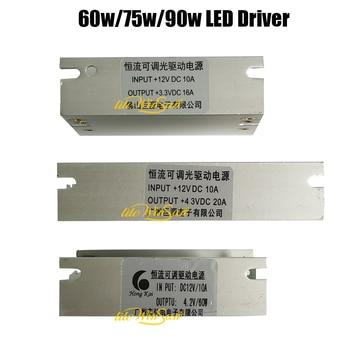 SSD-90 60W 75W 90W Led Driver Board Jy Hk 12V 10A Led Constante Stroom Aandrijfvermogen board Supply Output 3-5VDC 16A 20A