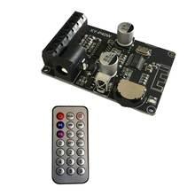 Xy p40w bluetooth цифровой усилитель плата аудио приемник стерео