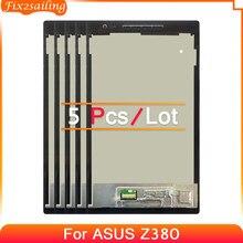 5 шт., 100% протестированный ЖК-дисплей для Asus Z380, Z380KL, Z380M, ЖК-дисплей Z380C, Z380CA, сенсорный экран, дигитайзер, панель в сборе P022, P024, P00A