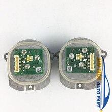 Оригинал для Mercedes светодиодная фара GLE DRL модуль источника света 9 контактов R & L 1305715307 1305715306 1308310375 C0 1308310374 C0
