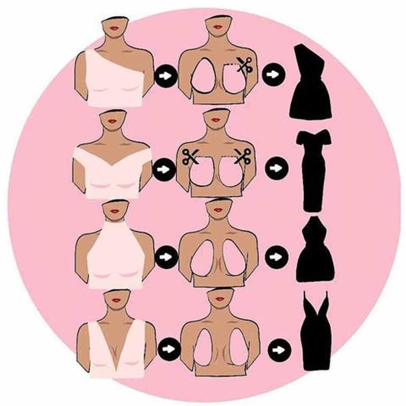 女性シリコン乳首プッシュアップブラジャー粘着マジック美容インスタントリフト胸テープ付箋見えない自由ブラジャーブラッシーストラップレス