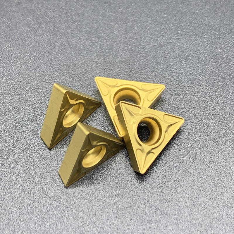 Купить с кэшбэком TCMT110204 VP15TF/UE6020/US735 Carbide Inserts Internal Turning Tools Cutting Tool CNC Tools Lathe tools Lathe cutter
