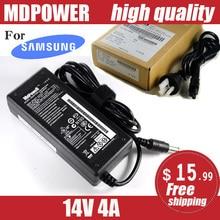 MDPOWER For Samsung LCD SyncMaster SVD5614 14V 4A power AC adapter charger cord 14V 3.215A 1.07A 1.786A 3.215A 4.14A S24A350H