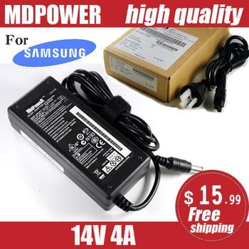 MDPOWER для Samsung LCD SVD5614 14V 4A адаптер питания шнур зарядного устройства