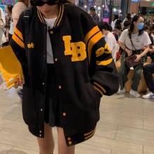 Mais tamanho coreano roupas de moda legal moletom feminino 2021 primavera nova oversized hoodies zip up tops jaqueta casual