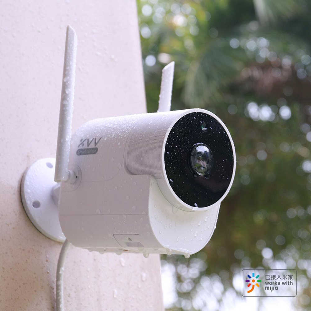 Xiaomi Xiaovv Outdoor Panoramic Camera 360 IP 1080P Surveillance Cam Wireless WIFI High-definition Night vision With Mijia APP