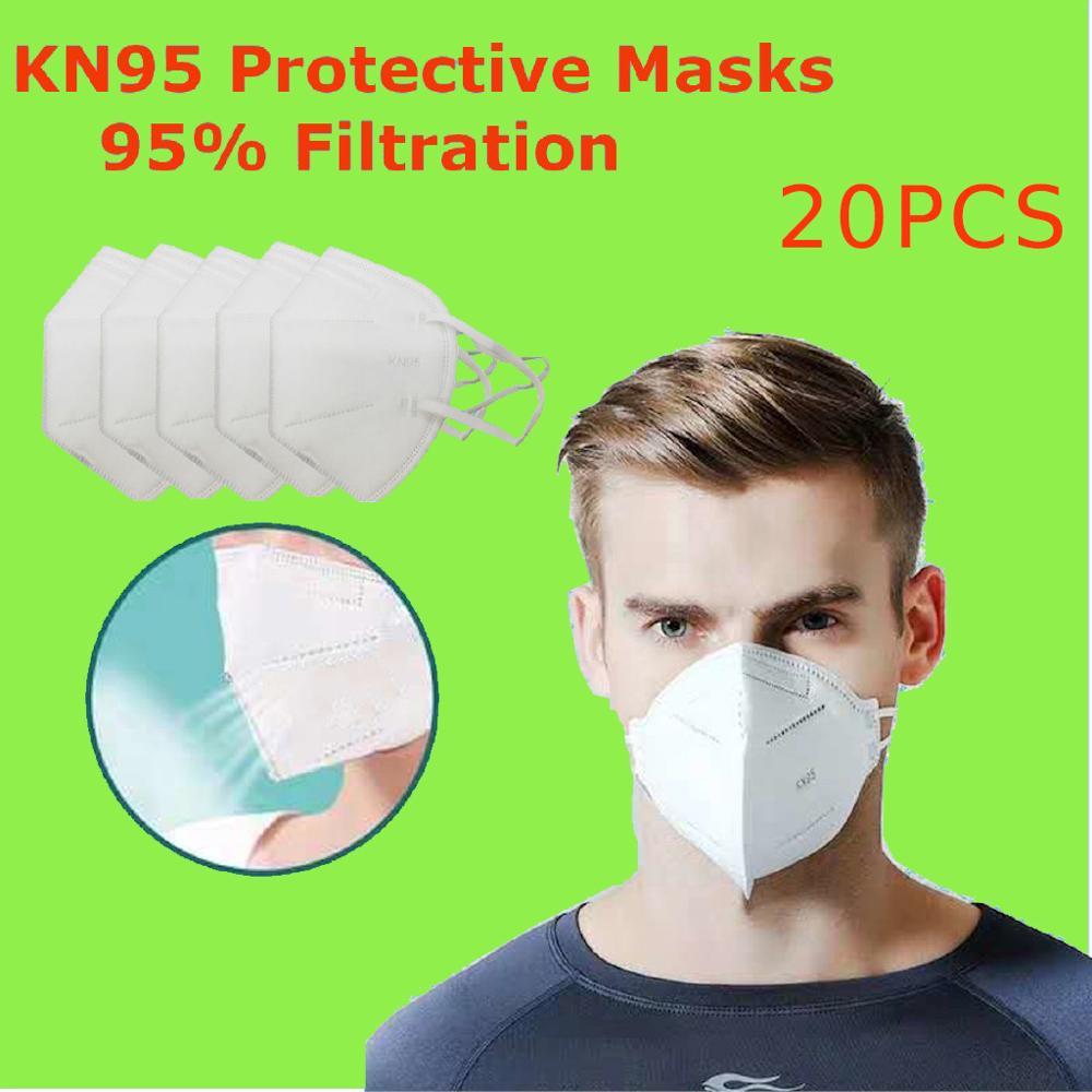 kn95 mask virus