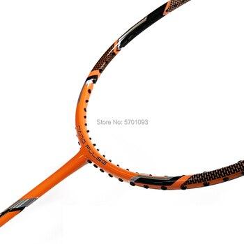 цена на Badminton racket NO. 880  factory direct 100% full carbon badminton racket