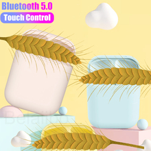 2019 Original Macaron 12 tws in earphone Bluetooth 5.0 Wireless headphone Touch