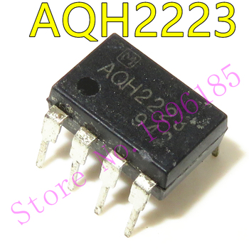 1pcs AQH2223 solid state relay IC chip Manifold DIP7 new original image