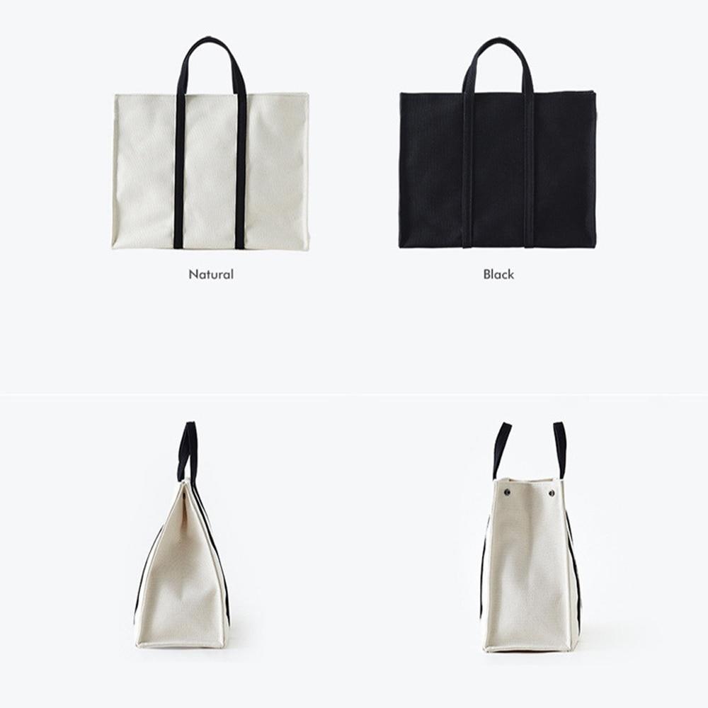 Lona sacos de compras moda cruz corpo