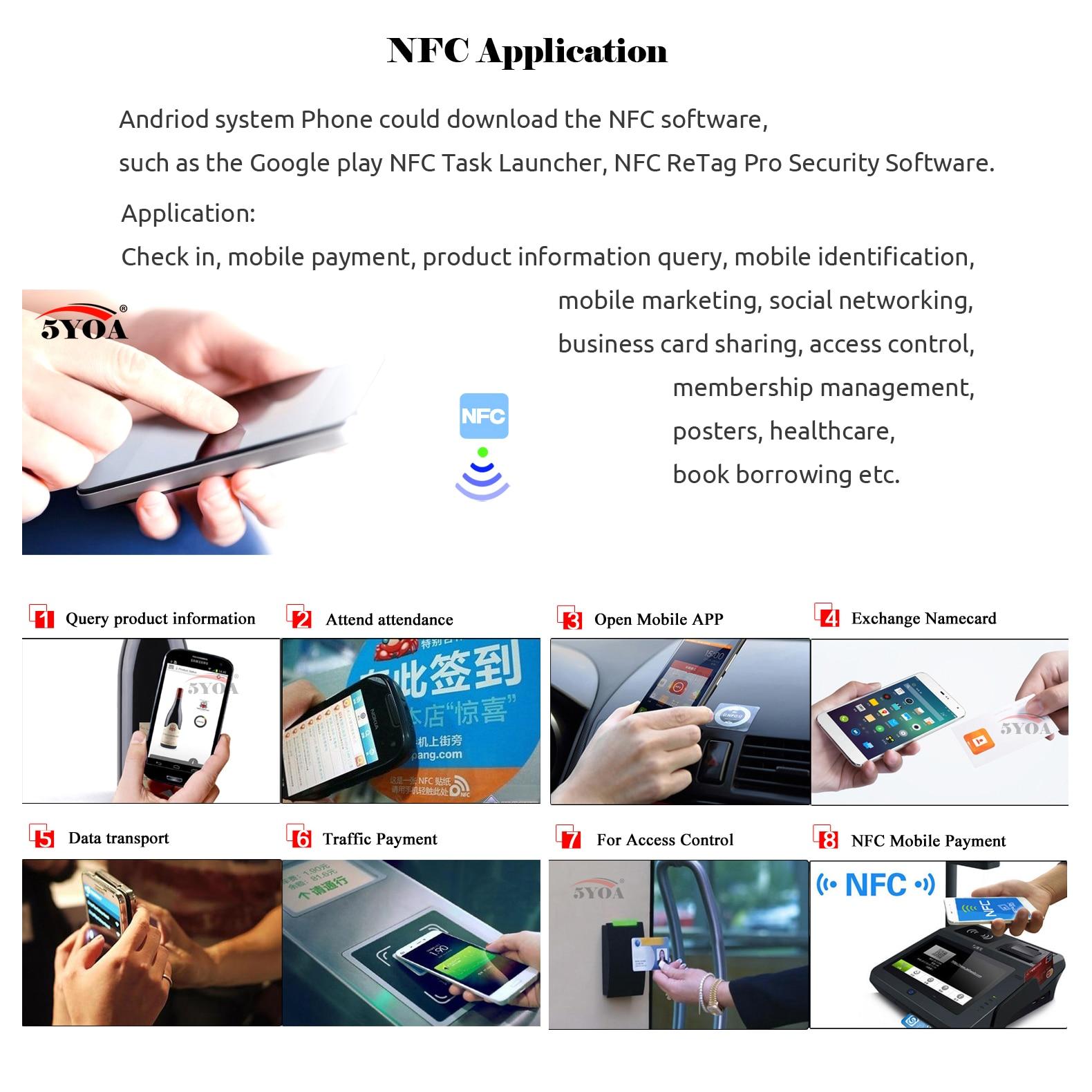 H50048a7caaab4270a8bb16dab95de4449 50pcs NTAG215 NFC Card Tag For TagMo Forum Type2 NFC Tags Ntag 215 Chip 504 byte Read Write Free Shipping