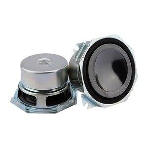 Image 4 - AIYIMA 2 adet 3 inç tam aralıklı hoparlörler 4 Ohm 45W ses hoparlörü sütun ses hoparlörler DIY güç amplifikatörü ev sineması