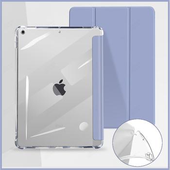 Dla iPad 10 2 Case 2020 iPad Air 4 Case 8 generacji Case Pro 11 2021 2020 Mini 5 Air 3 10 5 ipad Air 2 case Capa 9 7 6th Case tanie i dobre opinie GEFENSI Powłoka ochronna skóry 9 7 CN (pochodzenie) For iPad 10 9 Air 4 3 10 5 7th 10 2 Mini 5 2019 Stałe 6 6inch Dla apple ipad