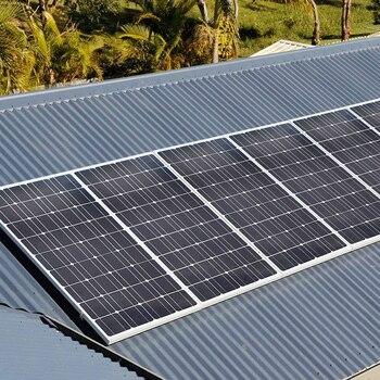 XINPUGUANG 200w solar kit system plate 2 pcs 100 watt 18v Glass solar panel modul mit pv stecker für dach auto caravan home 6