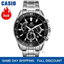 Đồng hồ Casio Đồng hồ đeo tay nam Edifice thương hiệu hàng đầu sang trọng bộ thạch anh 100m Chống nước Chronograph Chronograph đồng hồ nam Sport Sport Đồng hồ lặn Đồng hồ đeo tay relogio masculino reloj