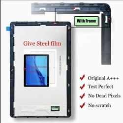 10,1 inch LCD und Touch panel Für Huawei MediaPad T5 10 AGS2-L09 AGS2-W09 AGS2-L03 AGS2-W19 Digitizer-bildschirm