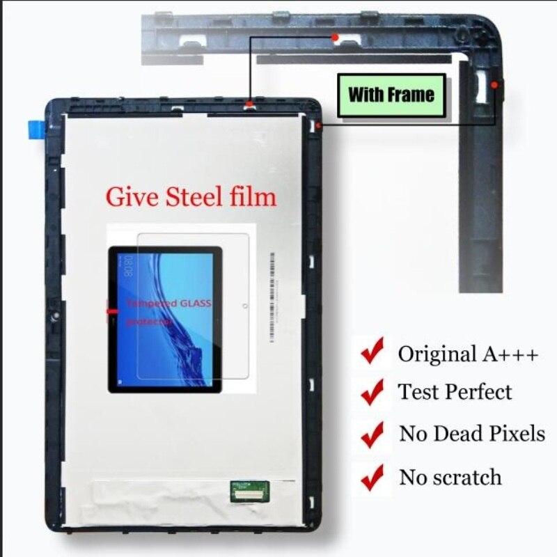 10.1 pouces LCD et ÉCRAN tactile Pour Huawei MediaPad T5 10 AGS2-L09 AGS2-W09 AGS2-L03 AGS2-W19 Écran Numériseur