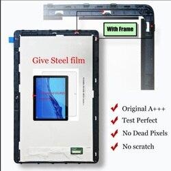 Pantalla LCD de 10,1 pulgadas y el panel táctil para Huawei MediaPad T5 10 AGS2-L09 AGS2-W09 AGS2-L03 AGS2-W19 digitalizador de pantalla