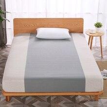 Заземления полутораспальная кровать листа(60x270 см) с заземляющим контактом шнур в комплект не входят подушки Чехол природа оздоровительный земля баланс лучше спать