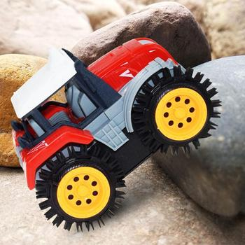 Remote Control Car Children Dump Truck Simulation 4 Road Stunt Wheels Drive Off Electric Toy For Jeep Truck Car RC U2Q3 image