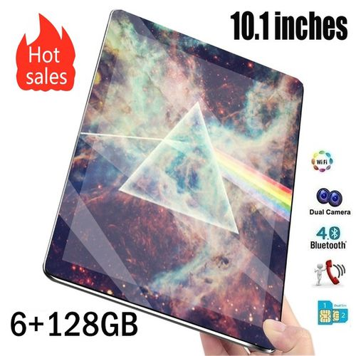 2020 New 10.1 Inch RAM 6GB ROM 128GB 1280*800 IPS Screen Tablet 10 Octa Core 4G Dual SIM Card Phone 4G Call Wifi Tablets PC