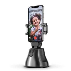 Image 4 - Apai gimba 360 ° selfie tiro cardan rosto objeto de rastreamento selfie vara auto suporte de rastreamento para vlog tiktok youtube ao vivo mostrar