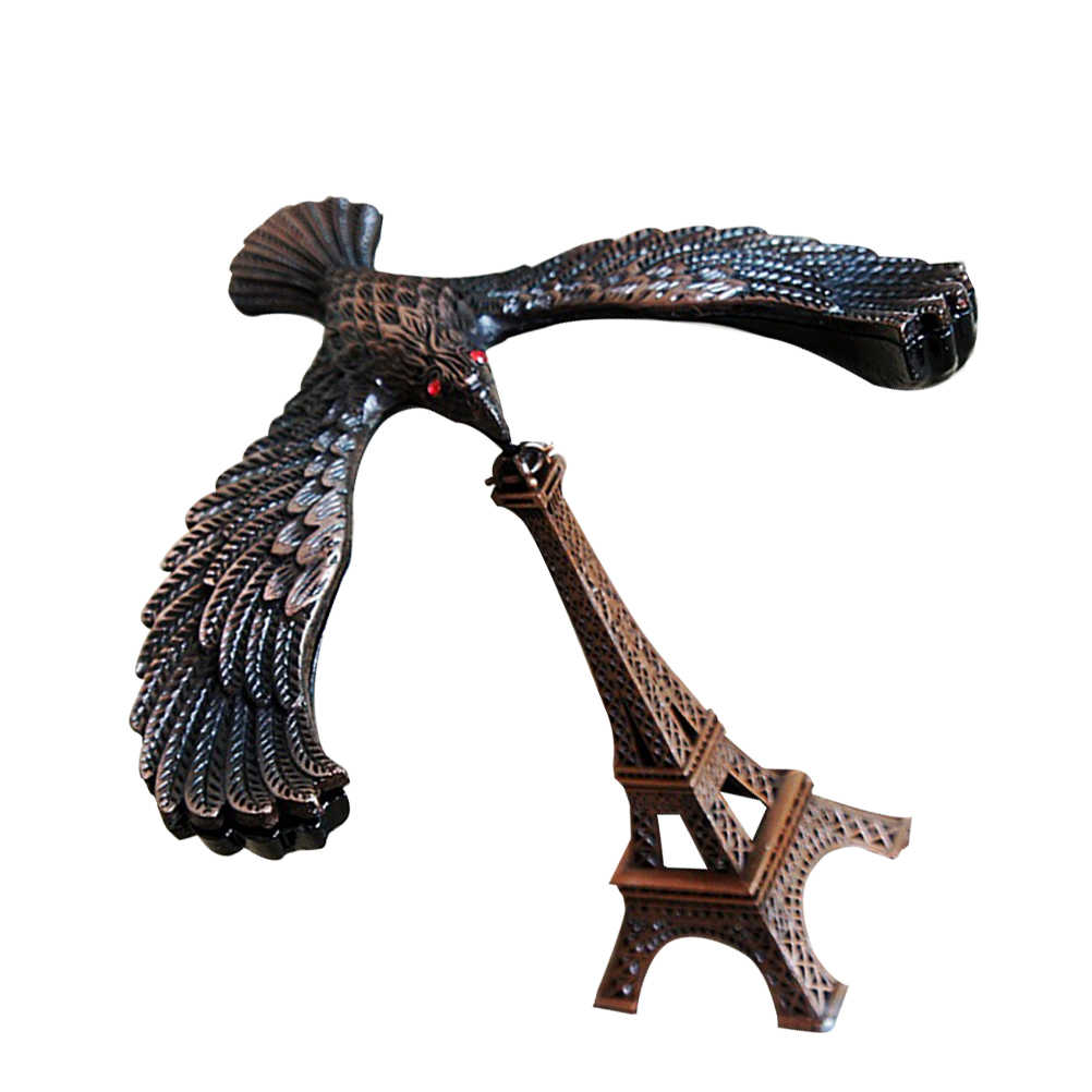 Girasol-home Balance Bird Eiffel Tower with a Balance Eagle Tabletop Decoration and Childrens Gift