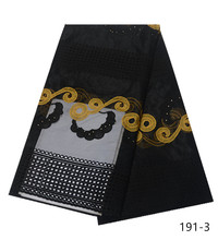 2019 African Lace Fabrics deep Embroide nigerian Guipure French cord High-quality Net Fabric 191