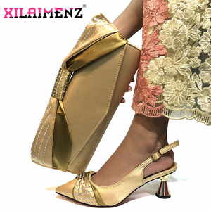 Image 5 - Nouveauté ensemble chaussures et sacs assortis