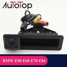 Câmera Do Carro para BMW 3/5 Series X5 AUTOTOP X1 X6 E39 E46 E53 E82 E88 E84 E90 E91 E92 E93 E60 E61 E70 E71 E72 Parque Câmera de Visão Traseira
