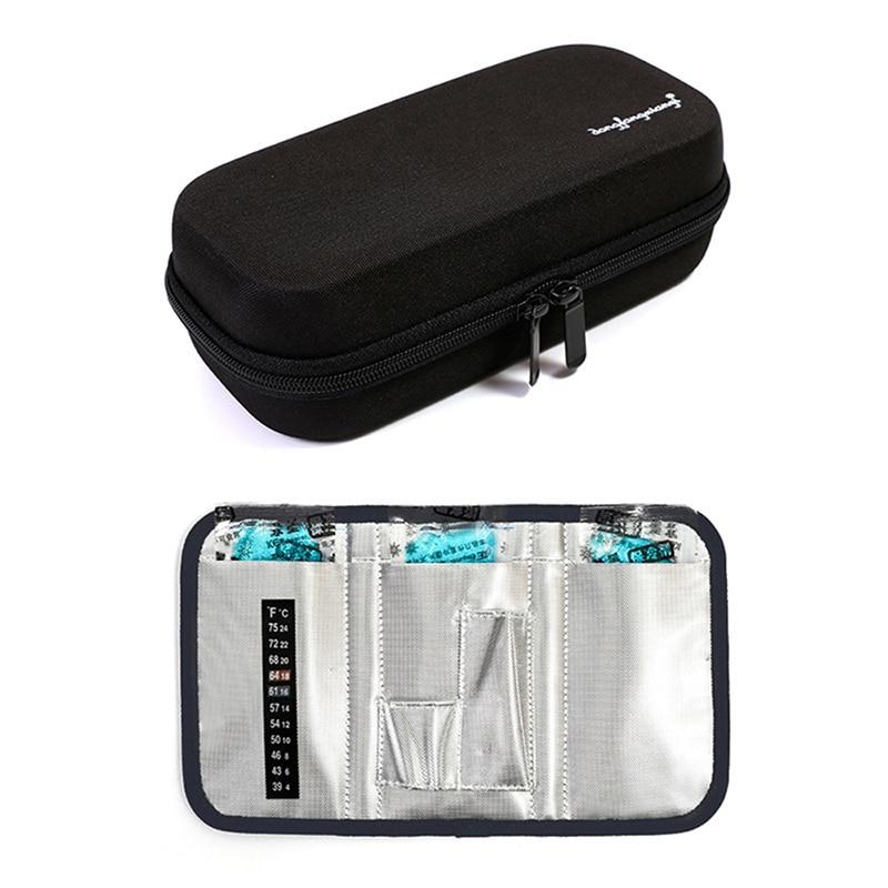 packs bolsa freezer de drogas caixa para diabetes pessoas
