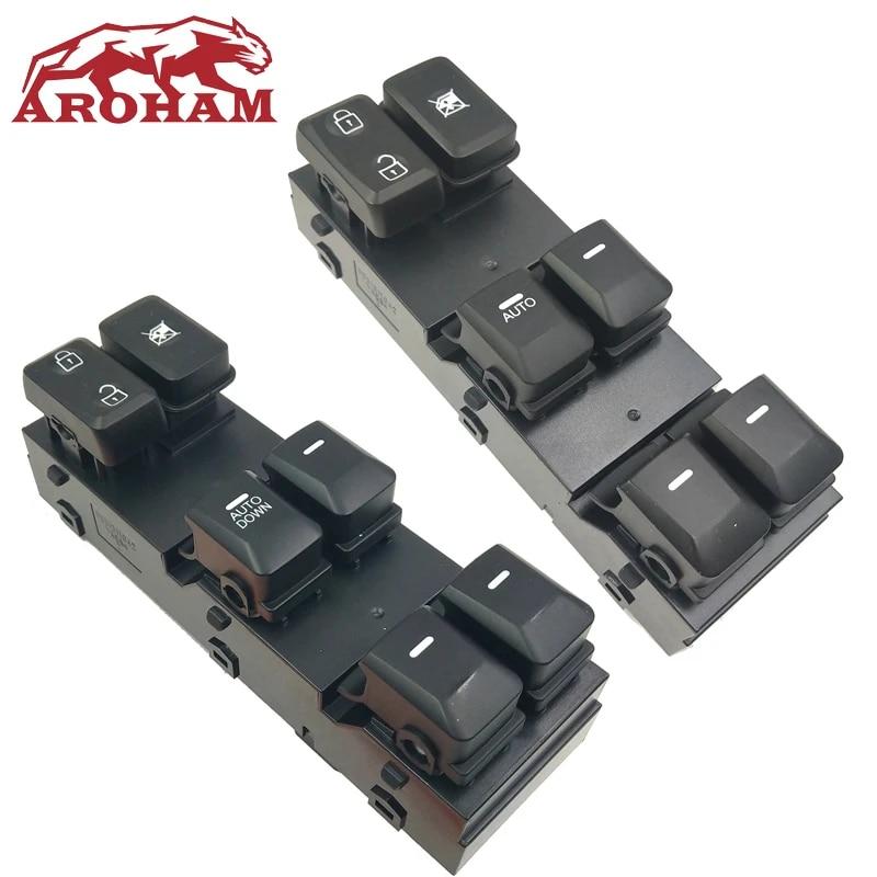 Master Power Window Switch 93570-3W000WK for Kia Sportage R 2011-2016