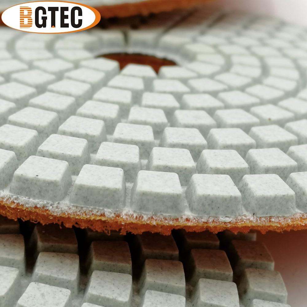 Купить bgtec 4 дюймовые 6 шт #200 влажные алмазные гибкие полировальные